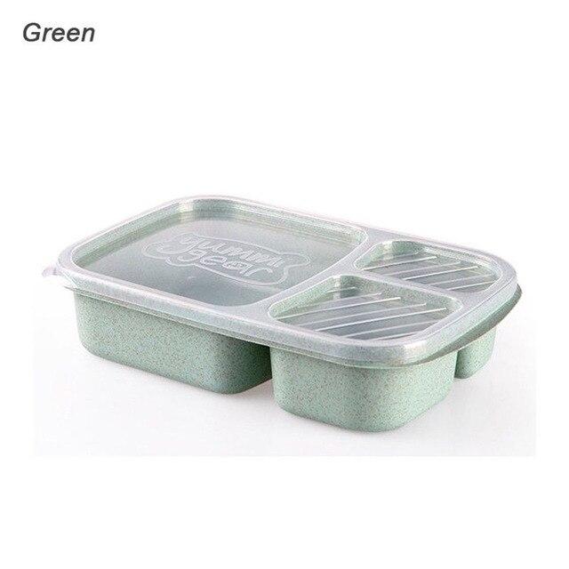 Green Cheap bento boxes 5c6479e2ef2b9