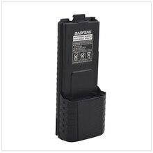 Черный Baofeng УФ-5R walkie talkie Литий-Ионный Аккумулятор 3800 мАч 7.4 В для Baofeng УФ-5R, УФ-5RA, УФ-5RB, УФ-5RC, УФ-5RD, UV-5E, TYT TH-F8