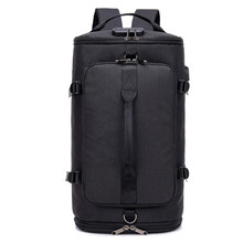 Fashion Men Backpack for Laptop Anti-theft USB Charging Waterproof Travel Backpack Large Capacity College Student School Bags taoleqi new arrivals anti theft men women backpack for 15 6inch laptop backpack large capacity casual school backpack bags male