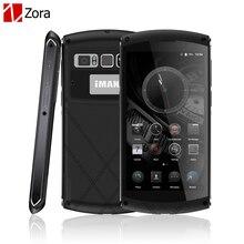IMAN Victor Mobile Téléphone 5 pouce 1920×1080 FHD MTK6755 Octa Core Android 6.0 4 GB RAM 64 GB ROM 13MP D'empreintes Digitales IP67 4G Smartphone