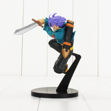Dragon Ball Z Trunks Action Figure 15cm