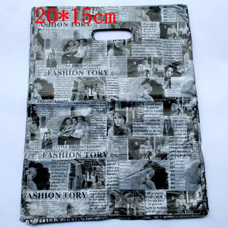 Where to buy cheap newspaper poly bags?