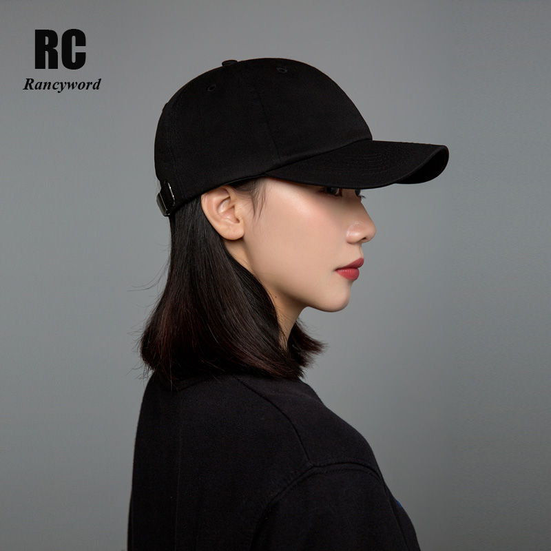 [Rancyword] New Arrivals Baseball Cap Women Messy Bun Baseball Hat Snapback Unisex Summer Sun Hats Hip Hop Cap Cotton RC2014 2018 cc denim ponytail baseball cap snapback dad hat women summer mesh trucker hats messy bun sequin shine hip hop caps casual