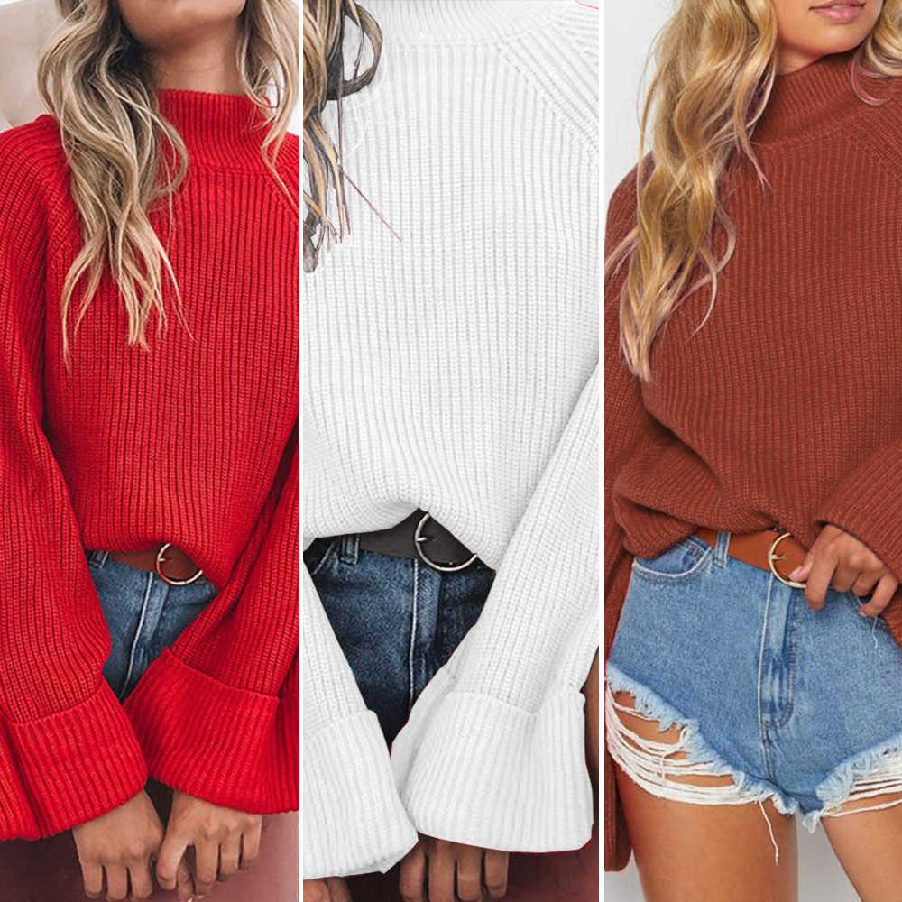 Modis водолазка джемпер свитер женский пуловер pull зимняя одежда женская одежда уличная вязаная джемперы Свитера женские