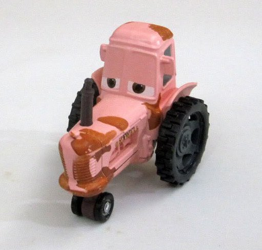 Pixar Cars 2 Toys Tippin Tractor