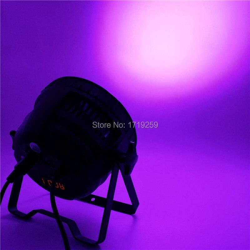 Image 5 - LED Par 18x15W RGBWA 5in1 LED Par Can Par led DMX Stage Lights spotlight wash lighting stage for DJ Disco KTV Aluminum alloy-in Stage Lighting Effect from Lights & Lighting