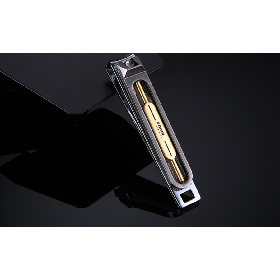 Kvalitets nagelsaks Stainless Steel Toe Cuticle Nipper Cortador De - Manikyr - Bilde 4
