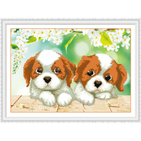 5D DIY Diamond Painting Dog Embroidery Cross Stitch New Diamond Rhinestone Mosaic Painting Home Decor Gift