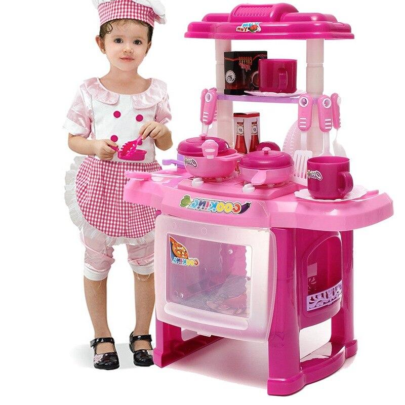Aliexpress Com Buy Activity New 37 21 47cm Kid Kitchen Children