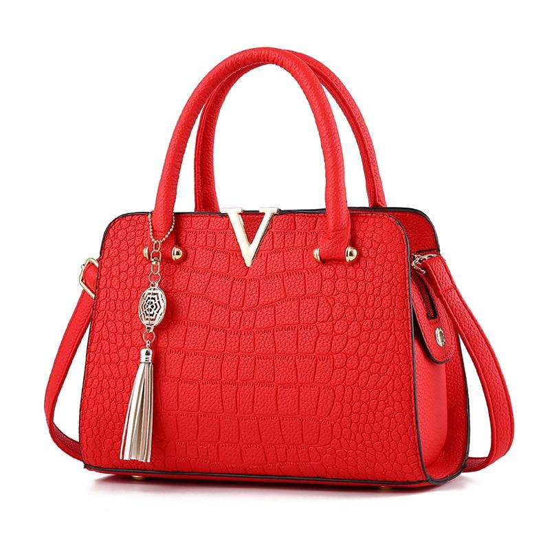 2018 New Arrival Women Handbags Women Messenger Bags Crossbody Shoulder Bags Ladies Handbag Girls Casual Totes Bag