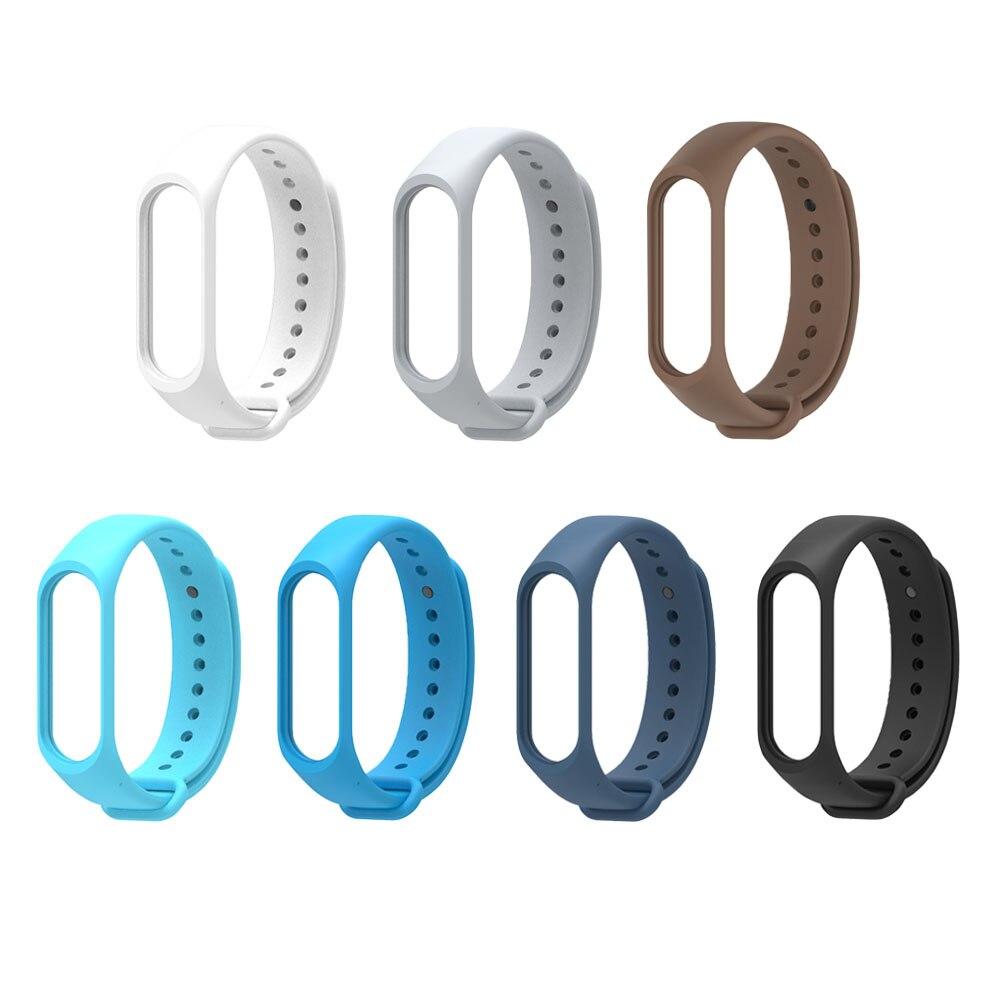 Mijobs Bracelet for Xiaomi Mi Band 4 Sport Strap Silicone Wrist Strap for Xiaomi Mi Band 4 3 Watch Accessories Miband 3 Strap 3