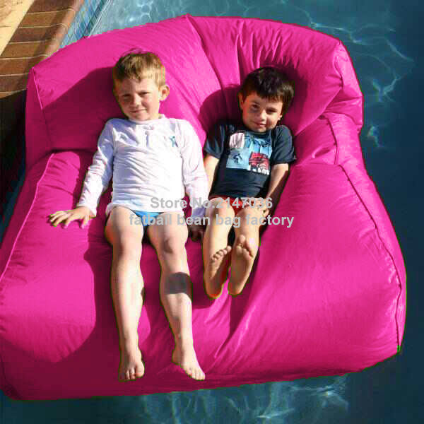 Red Outdoor Waterproof Bean Bag Chair, External Beanbag Seat Furniture In  Your Pool In Garden Sofas From Furniture On Aliexpress.com | Alibaba Group Part 85