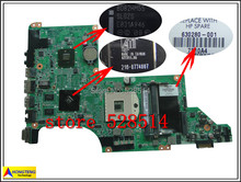 original 630280-001 motherboard for HP Pavilion DV6 DV6-3000 Series laptop Notebook PC systemboard 100% Test ok