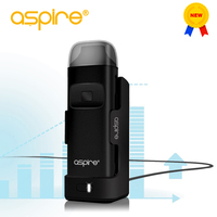 In Stock Aspire Breeze All In One Kit With Breeze Charging Dock 2000mah Rechargeable Battery Electronic