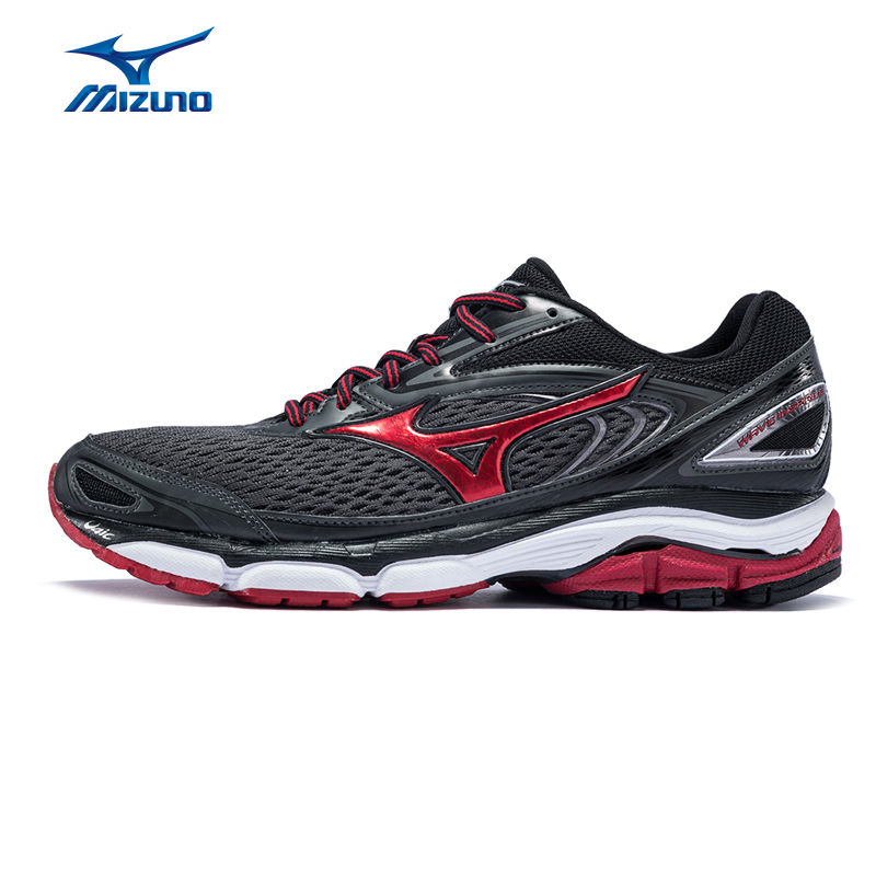 Mizuno Men's WAVE INSPIRE 13 Running Shoes Wave Cushion Stability Sneakers Light Breathable Sports Shoes J1GC174461R XYP800 стоимость