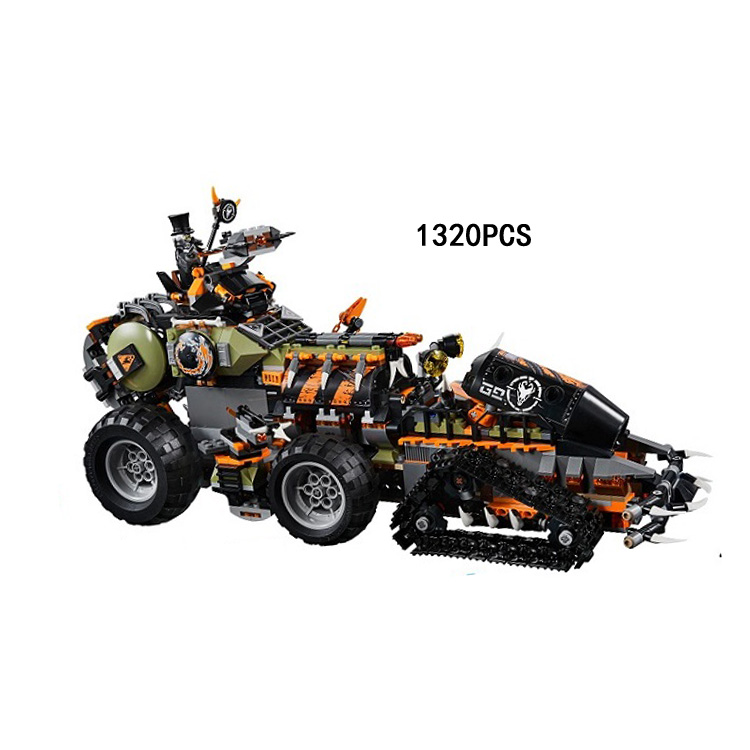 2018 new ninja bricks dieseinaut go building block jay Villain master dragon zane figures tank trucks bricks 70654 toys for gift 2017 hot golden ninja go double head dragon knights building block mini kai zane cole jay figures weapons bricks toys for boys