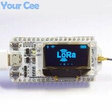 SX1278 LoRa ESP32 0.96 inch Blue OLED Display Bluetooth WIFI Lora Kit 32 Module Internet Development Board 433mhz for Arduino