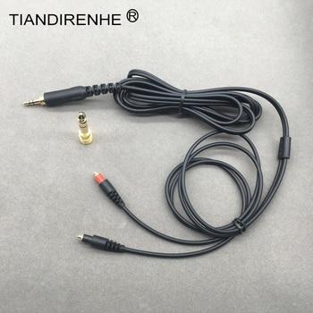Earmax MMCX for Shure SRH1840 SRH1440 SRH1540 Headphone Cable Upgrading  Replacement Fone De Ouvido DJ Music Headphones cables