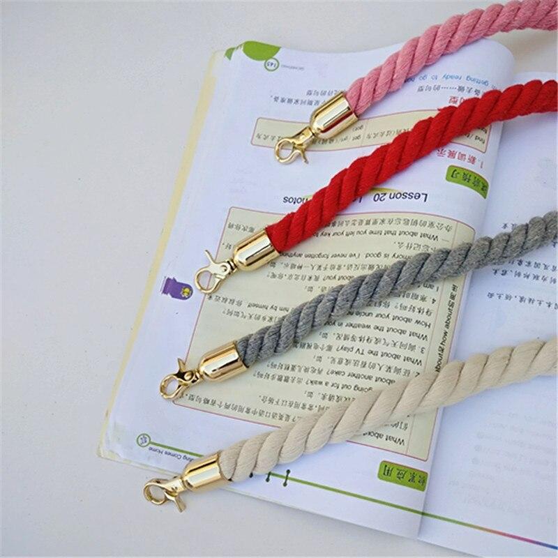 Bag Strap for Women Handle Handbag Shoulder Bag Accessories obag Women's Rainbow Messenger Crossbody Rope DIY Bag Parts Making