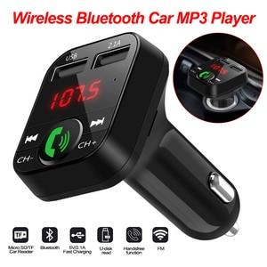 Car Kit Handsfree Wireless Blu