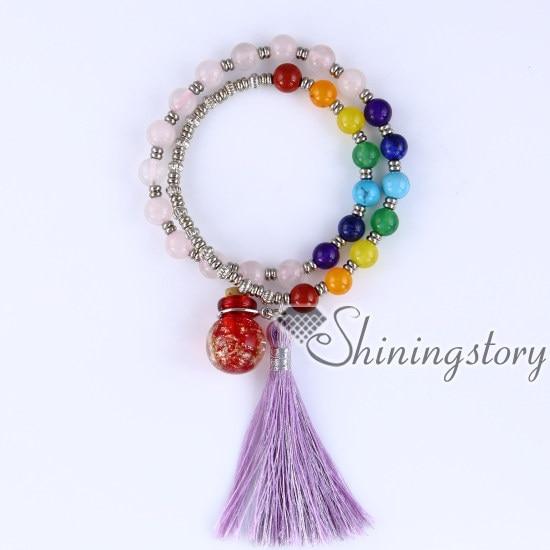 Chakra Bracelet Australia Oil Diffuser Jewellery Uk Tree Of Life Jewelry Faith Tibetan Prayer Beads Bra