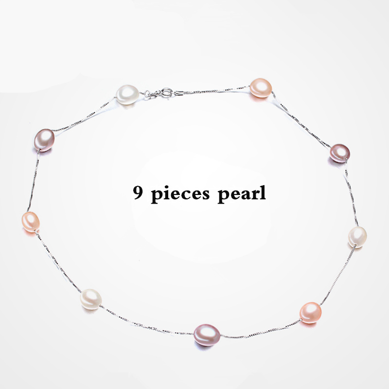 necklace fashion BTC pearl