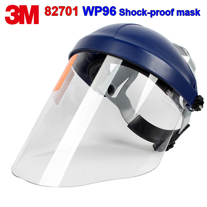 3M 82500/82501 Bracket 82700/82701 Mask Protective mask Modular Classified sales Shockproof Anti-UV Safety mask anti splash resistant high temperature aluminum alloy bracket mask safety protection mask