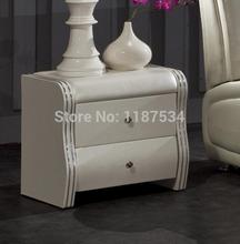 G08 Wholesale factory price nightstand bedside table cabinet for bedroom furniture set