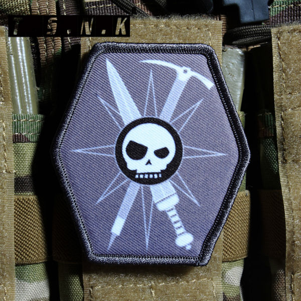 US $3 33 5% OFF|TSNK Military Enthusiasts Patch Army Tactical Boost Morale  Badge
