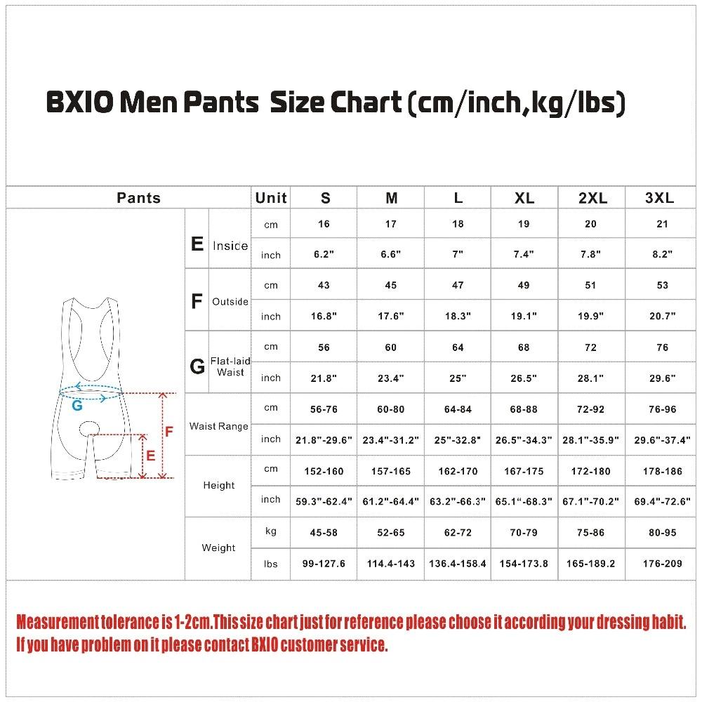 """""""BXIO MTB"""" dviračių kombinezonų su antkrūtiniais šortai - Dviratis - Nuotrauka 6"""
