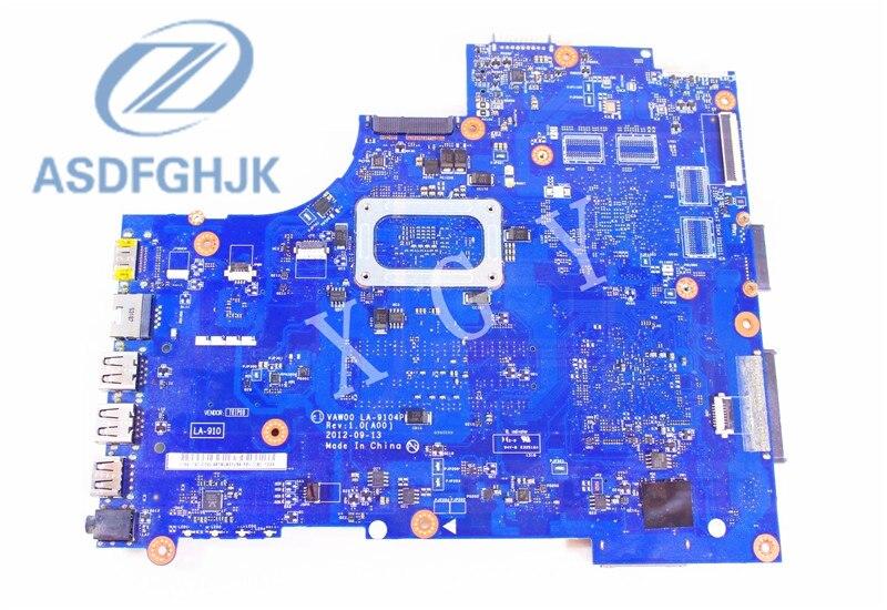 CN 03H0VW 03H0VW 3H0VW Материнская плата ноутбука для Dell Inspiron 3521 5521 материнская плата LA 9104P Pentium 2127U 1,9 ГГц DDR3