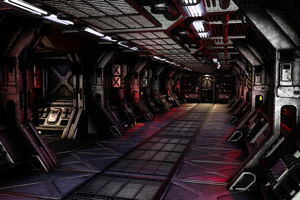 star wars space ship theme backdrop Vinyl cloth High quality Computer print party photography studio background