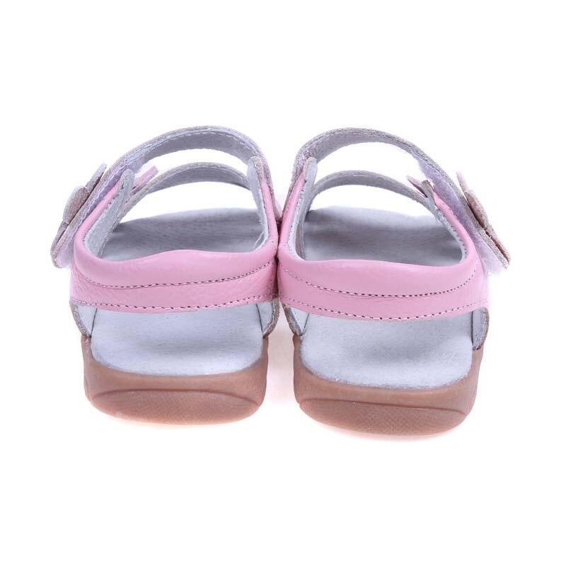 Sandalias para niños 2019 Verano de cuero genuino Sandalias de los - Zapatos de niños - foto 4