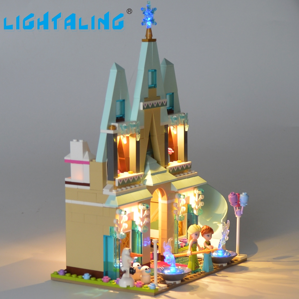Lightaling Led Light Set For Disney Arendelle Castle Celebration