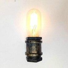 Iron Desk Lamp 110V-220V Retro Led Table Lamps Luminaria De Mesa light E27