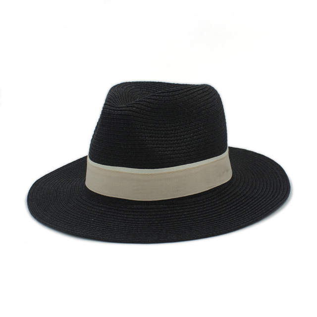 9c0c44193d8 Fashion Women Summer Straw Maison Michel Sun Hat For Elegant Lady Outdoor  Wide Brim Beach Dad