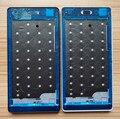 Оригинальный ЖК-Экрана Держатель Передняя Рамка Для Huawei Ascend P8 Lite Корпус С 3 М Клей + Питания Кнопки Громкости