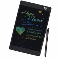 LCD Writing Tablet 9 7 Inch Colorful Electronic Graphic Drawing Board Rewritten Drawing Board Tablet Durable
