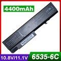4400 mah batería del ordenador portátil para hp 482962-001 484786-001 au213aa hstnn-ub69 hstnn-xb24 hstnn-xb59 para elitebook 6930 p 8440 p 8440 w