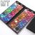 Popular 100 Cores Da Paleta Da Sombra Shimmer Mulheres Cosméticos Matte Eyeshadow Professional Make Up Kit Cores Da Moda Primavera 2017
