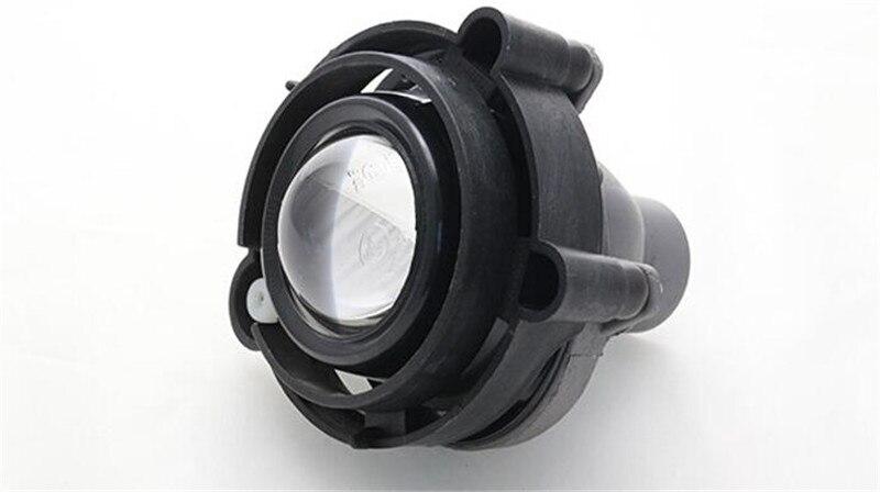 1Pcs Fog Lamp Clear Lens Bumper Fog Light Driving Lamp Left = Right Side For 2010-2015 GMC Terrain runmade for vw 2010 2011 2012 tiguan clear lens bumper fog driving light fog lamp right side 5nd 941 700