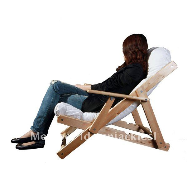 C-014 Folding Recliner Chair (White) ...  sc 1 st  AliExpress.com : portable reclining chairs - islam-shia.org