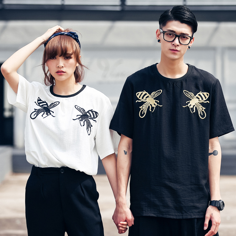online buy wholesale korean couple t shirts from china