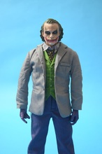 1/6 scale doll. Batman Joker head+body+clothes set,12″ Action figure doll, figure model toys,collectible figure.full set no box