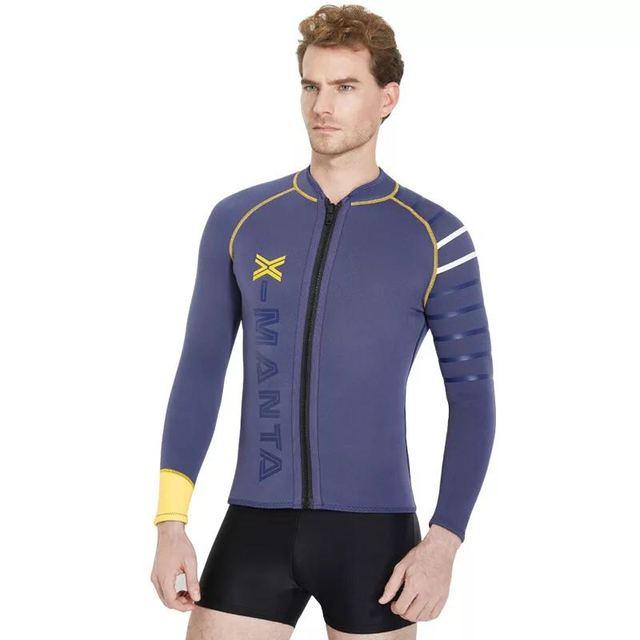 Long Sleeve Neoprene Men's Wetsuits
