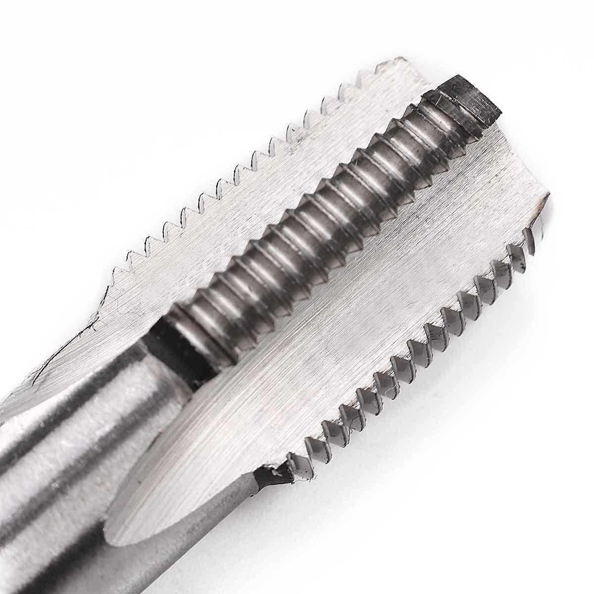 """3//8/""""-18 NPT 70mm High Speed Steel HSS Thread Cutting Screw Taper Pipe Tap Tool"""