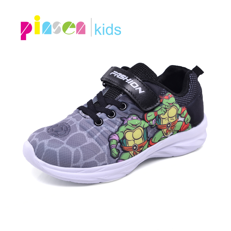 2019 New Cartoon Children Shoes Sneakers For Boys Kids Shoes Fashion Casual Sport Running Leather Shoes For Boys Tenis Infantil2019 New Cartoon Children Shoes Sneakers For Boys Kids Shoes Fashion Casual Sport Running Leather Shoes For Boys Tenis Infantil