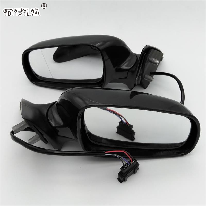 For Skoda Octavia A4 MK1 1997 1998 1999 2000 2001 2002 2003 2004-2011 Car-styling Heated Electric Wing Side Rear Mirror jeazea glove box light storage compartment lamp 1j0947301 1j0 947 301 for vw jetta golf bora octavia 2000 2001 2002 2003 2004