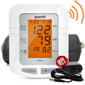 yuwell YE660E upper arm blood pressure pulse monitor arm tensiometros digital sphygmomanometer arm CE FDA blood pressure meter