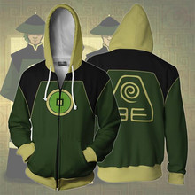 Avatar: the last Airbender Zuko Hoodie Cosplay Costume Anime Sweatshirts Men Women College New